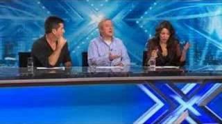X Factor 4 - Beverley