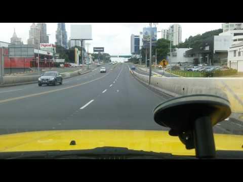 Autoboy Blackbox : Dashcam App - 2016-08-14 12:47:28 Transístmica, Panamá