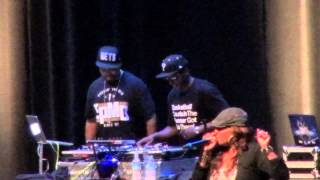 DJ Jazzy Jeff & DJ Scratch CUTTIN IT UP!!