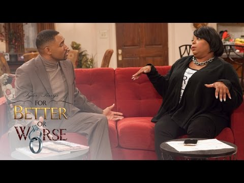 Is Romance Blossoming Between Jennifer and Richard?  Tyler Perry's For Better Or Worse  OWN