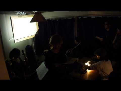 Theatre Optique for Honcho no ie with string quartet @Tempo de Art 2013 10/26,11/3