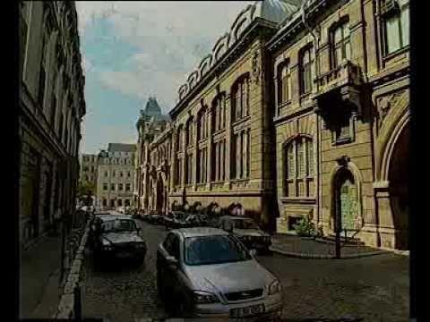Bucharest - Count Dracula's capital