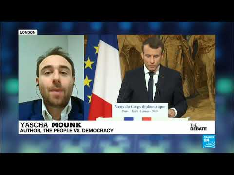 Macron on Iran protests: 'A clear and important reaction'
