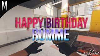 CS:GO - Happy birthday Rumme