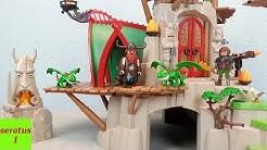 Playmobil Dragons Berk 9243 auspacken Insel Festung seratus1