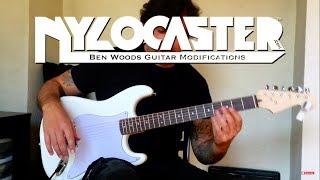 'Puente' Ben Woods - NYLOCASTER guitar