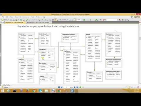 06-05 Case Study on SQL Queries(Northwind DB)