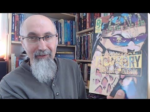Comic Book History: Mermaid Publications and the i4Ni and Go-Go Boy Comic Book Series [ASMR Stories]