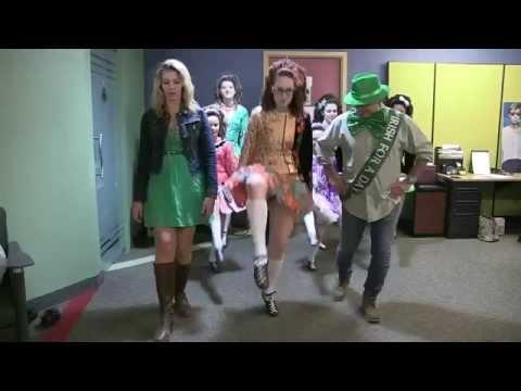 """Beau & Heather's """"Jig Off"""""""
