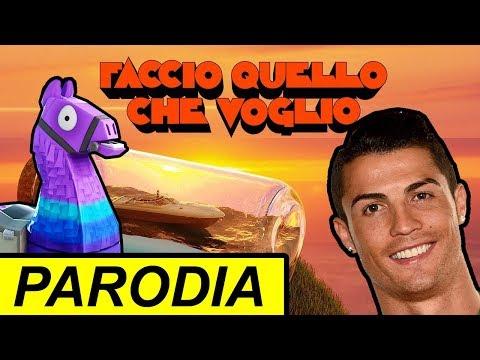 Fabio Rovazzi - Faccio Quello Che Voglio (PARODIA) - Manuel Aski