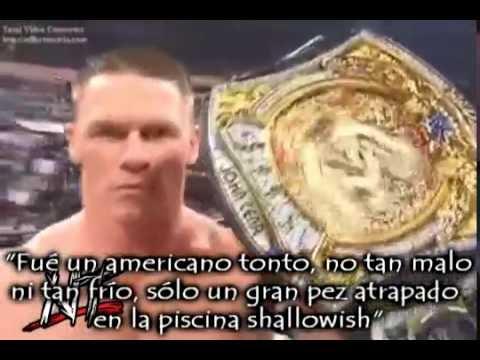 John Cena Canción Subtitulada 'If It All Ended Tomorrow' + Custom titantron