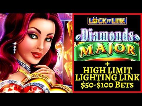 🔒LOCK IT LINK MAJOR JACKPOT HANDPAY⚡️LIGHTNING CASH HIGH STAKES & SAHARA GOLD $50 & $100 SPINS ⚡️ - 동영상