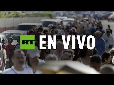 Venezolanos votan en la elección de la Asamblea Constituyente