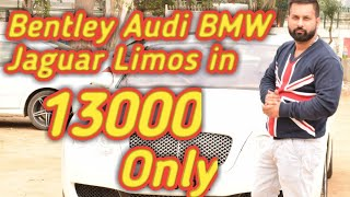 CHEAPEST LUXURY WEDDING CARS ON RENT | BENTLEY CAR IN JUST 13000 | BMW |AUDI |LIMO| BENTLEY |HUMMER