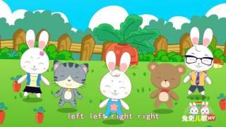 【兔兔儿歌】兔子舞