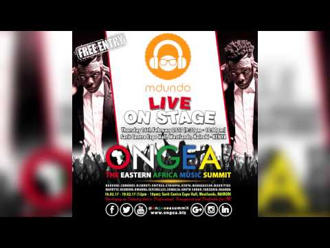 QRITIQAL - ONGEA | THE EAST AFRICAN MUSIC SUMMIT LIVE PERFORMANCE