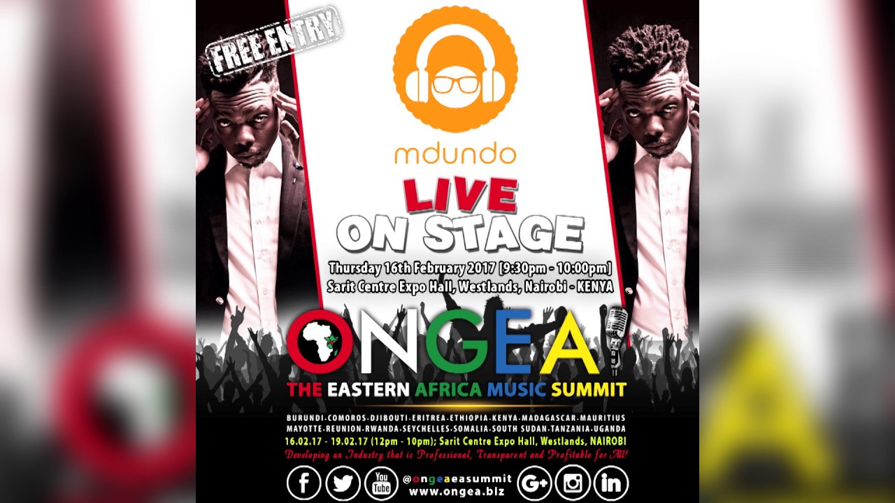 Download QRITIQAL - ONGEA | THE EAST AFRICAN MUSIC SUMMIT LIVE PERFORMANCE