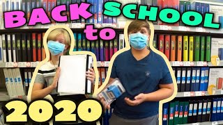 ПОКУПКИ к ШКОЛЕна $200 ! Покупаем американскую КАНЦЕЛЯРИЮ для школы / BACK to SCHOOL 2020 в Америке