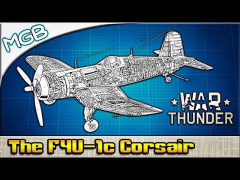 Ab the f4u 1c corsair war thunder blueprints guide series ab the f4u 1c corsair war thunder blueprints guide series episode 9 malvernweather Image collections