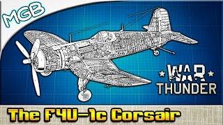 ab the f4u 1c corsair war thunder blueprints guide series episode 9
