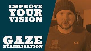 Improve Your Vision 2: Gaze Stabilisation