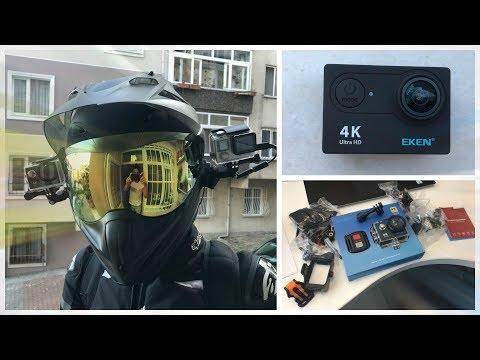 EKEN H9R Aksiyon Ve Kask Kamerası | Videolarımız - Bugün De Ölmedik