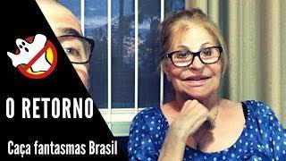 O retorno Caça Fantasmas Brasil #1135