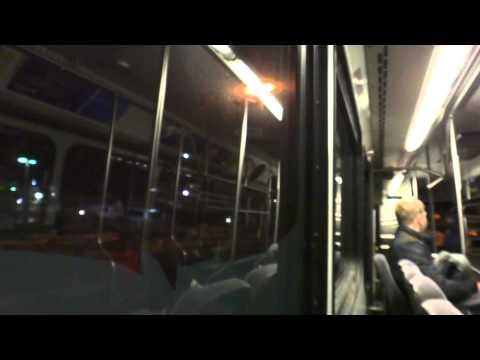 Fll Airport Shu Bus On Board Eldorado National Ax Rental Car Center