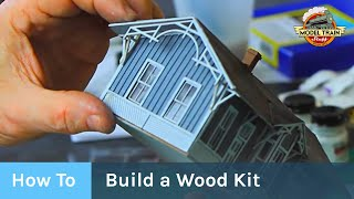 How To: Build A Laser Cut Wood Station Kit