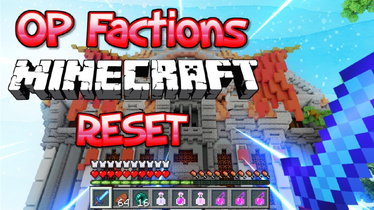 Dupe Factions Servers