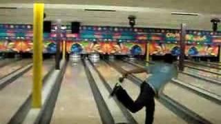 Man Destroys Bowling Pins After Chugging Whynatte