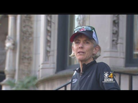 Samuelson Gives Marathon Runners Last Minute Tips