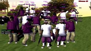 † NATE MCDOGG | FORT YARD BALLAS | 100 TERRITORIES | RED SERVER †