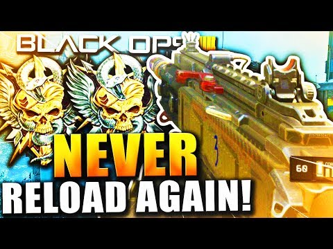 NEVER RELOAD Again In COD BLACK OPS 4! Cordite Best Class