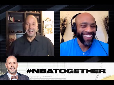 Vince Carter Reflects on His 22-Year NBA Career on #NBATogether | NBA on...