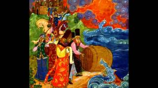 The Tale of Tsar Saltan, The Song of the Swan Princess, Galina Oleinitchenko