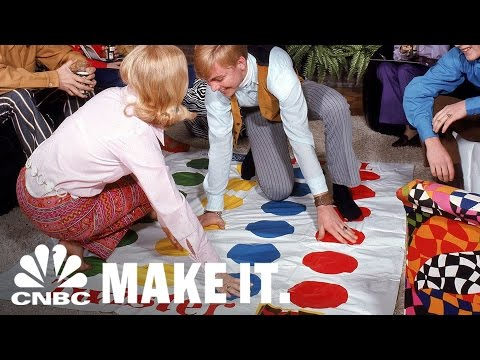Twister Inventor: Successful Ideas Break The Rules | How I Made It | CNBC Make It.
