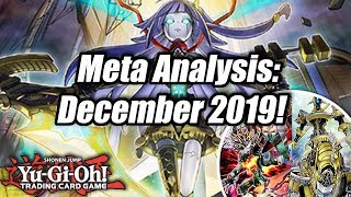 Yu-Gi-Oh! Meta Analysis: December 2019! (YCS Milan)