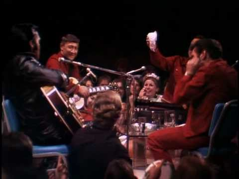 Elvis Presley - The NBC TV-Special (Outtakes in HQ)
