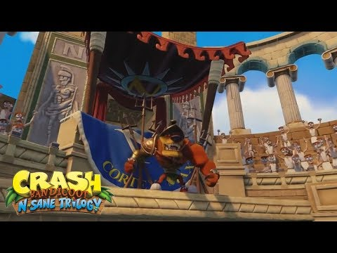 Crash Bandicoot N. Sane Trilogy | Crash Bandicoot: Warped - Tiny Tiger Boss Fight