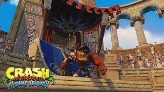 Crash Bandicoot N. Sane Trilogy | Crash Bandicoot: Warped - Tiny Tiger Boss Fight