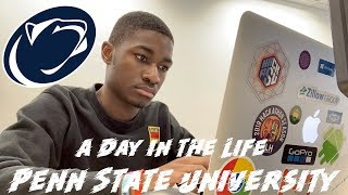 A Day in the Life at Penn State University