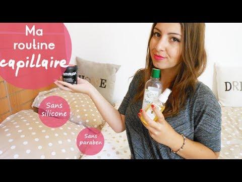 Ma routine capillaire - Sans silicone / paraben - Estelle Addict