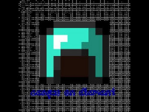 Comment faire le casque en diamant de minecraft les 39 t draw - Minecraft golem de diamant ...