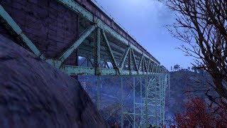 New River Gorge Bridge - Fallout 76's Hidden Treasures