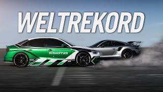 210Km/h RÜCKWÄRTS | Der Weltrekord! | Daniel Abt