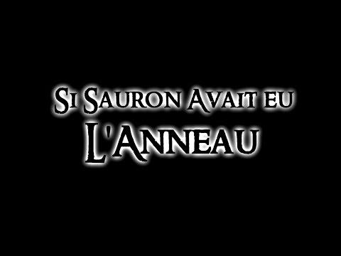 Speculation de la Terre du Milieu #1 Et si Sauron avait eu l'Anneau en streaming