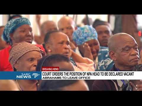 Families breakdown during Dr Selebano's apology for Esidimeni tragedy