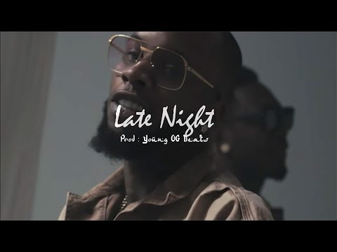 "Afro Pop / Dancehall Instrumental 2017 ""Late Night"" [Kranium ✗ Tory Lanez ✗ Sean Paul Type Beat]"