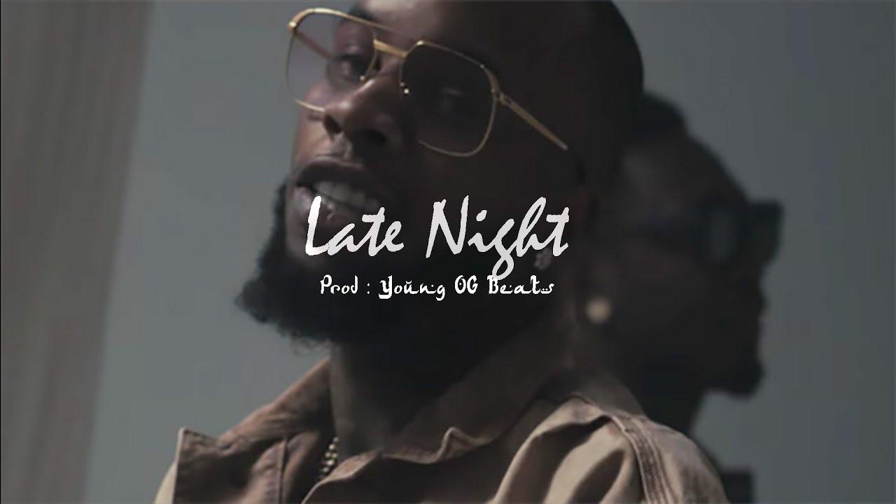 afro-pop-dancehall-instrumental-2017-late-night-kranium-tory-lanez-sean-paul-type-beat-young-og-beat